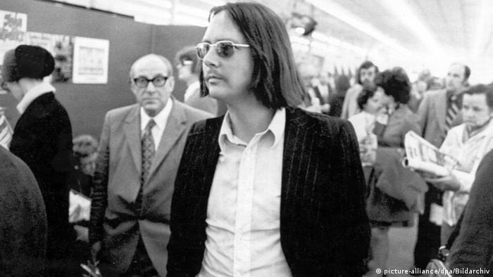 Peter Handke in 1973