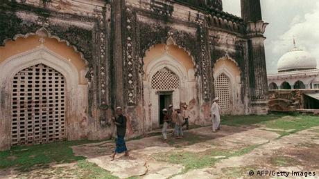 Bildergalerie 20 Jahre nach dem Herabreißen der Babri-Moschee (AFP/Getty Images)