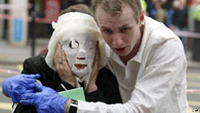 Atacante de Londres era un británico investigado por la policía