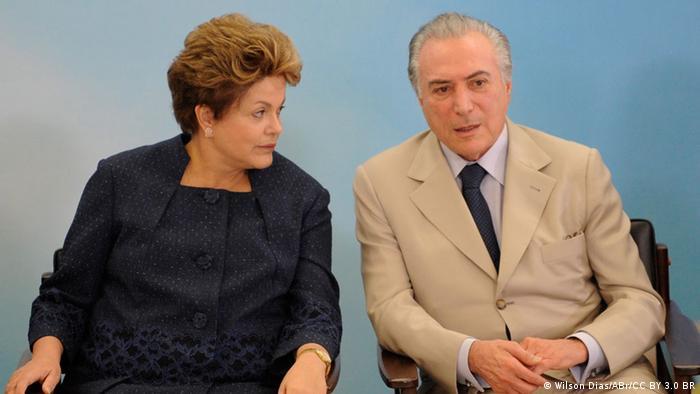 Temer, o novo rival de Dilma