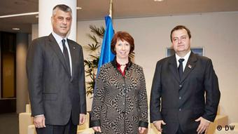 Hashim Thaci Premierminister Kosovo