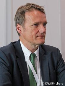 Germany's chief negotiator Karsten Sach