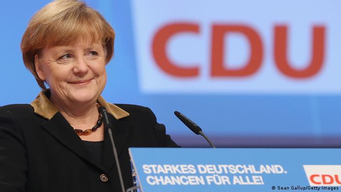 Меркель и Свободная демократическая партия начинают переговоры о формировании коалиции
