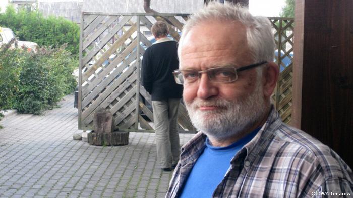 Белорусский философ Владимир Мацкевич