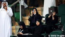 Saudi-Arabien Sportjournalistinnen