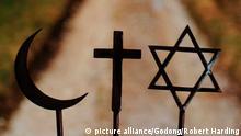 Symbolbild Religionen