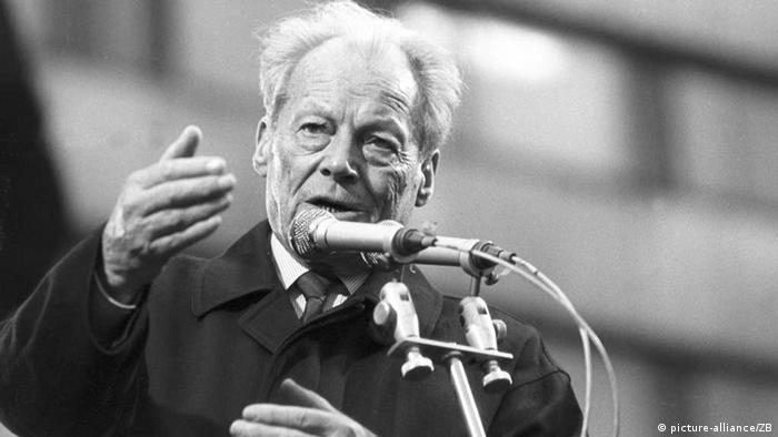 Willy Brandt (Foto: Wolfgang Thieme)