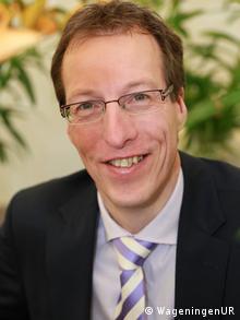 Toine Timmermans, coordinador de FUSIONS.