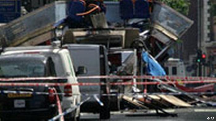 Se elevan a cinco los muertos en ataque en Londres