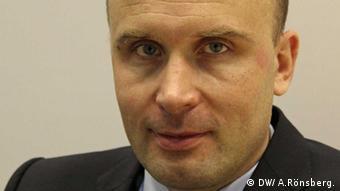 Poland environmental minister Marcin Korolec