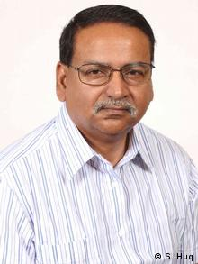 Saleemul Huq Experte für Klimawandel in London