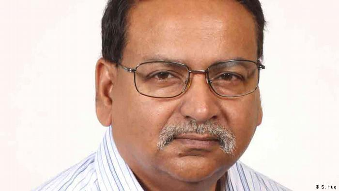 Saleemu Huq is a Senior Fellow at the International Institute for Environment and Development (IIED) in London.