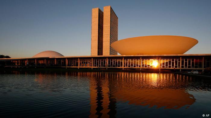 Parlament in Brasilia