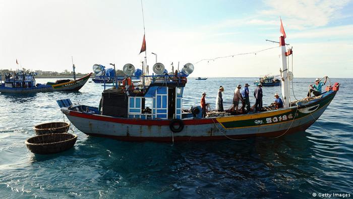 China Vietnam Eskalation Fischfangrechte Öl