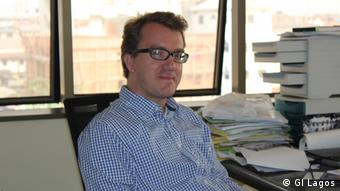Marc-André Schmachtel, Director of the GI Lagos