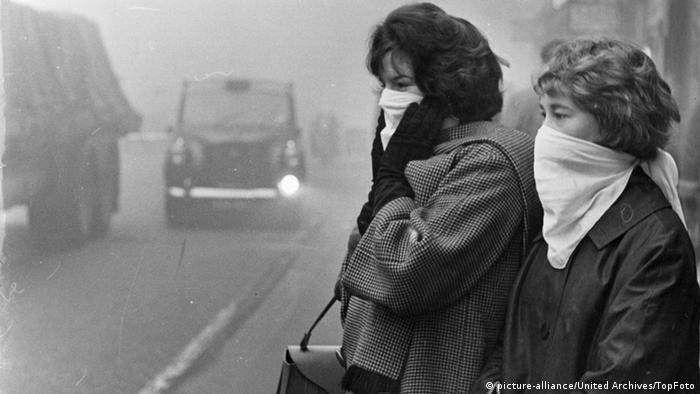 London Smog 1962