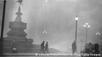 London Smog 1952