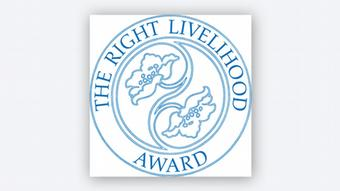 Right Livelihood Award Logo