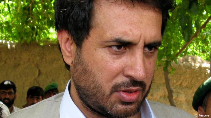 Afghanistan Geheimdienstchef Asadullah Chalid (Reuters)