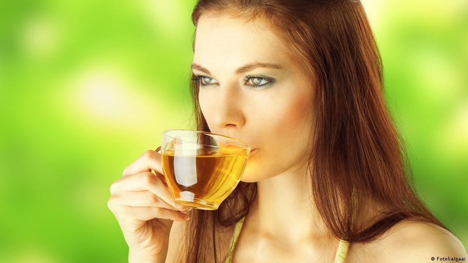 اشرب الشاي الأخضر وحافظ على صحتك | DW | 30.04.2015