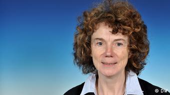 Deutsche Welle Irene Quaile-Kersken