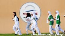Frauenfußball in Saudi-Arabien