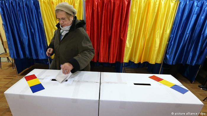 Valoarea opţiunilor multiple | România | DW |