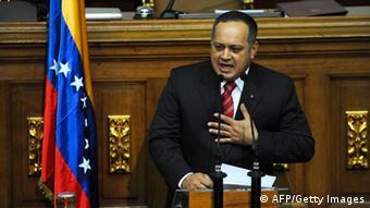 Në krye të tregtisë së drogës? Kryetari i Parlamentit Diosdado Cabello