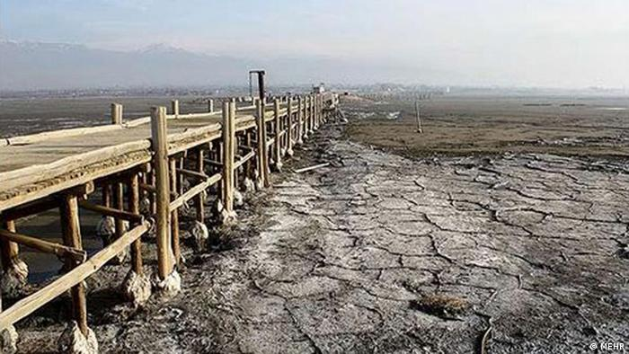 Bildergalerie Urmiasee Iran (MEHR)