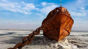 Bildergalerie Urmiasee Iran