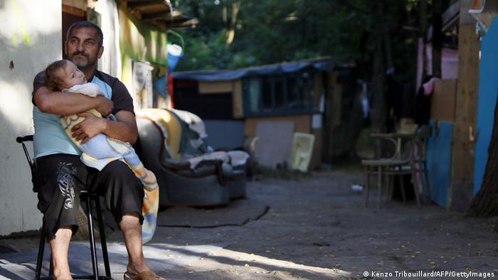 Sinti Roma (Kenzo Tribouillard/AFP/GettyImages)