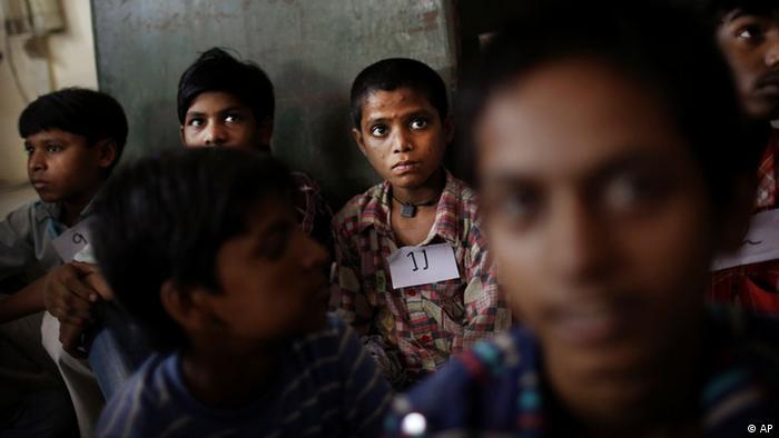 Kinderarbeit Indien (AP)