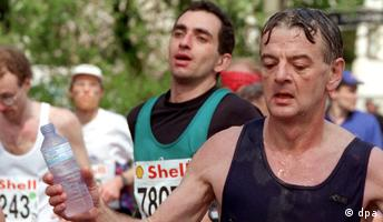 Resultado de imagen de joschka Fischer marathon