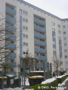 У цьому будинку у спальному районі Кельна Арбузова визнали найкращим держбанкіром у Східній Європі