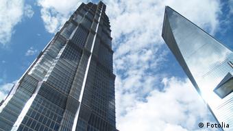 High rise buildings in Shanghai #42172515 © soerenkuhrt - Fotolia.com
