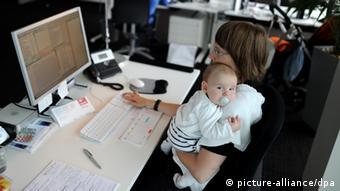 Часткова зайнятість у Німеччині має жіноче обличчя