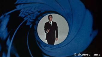 Scene from Live And Let Die GB 1978, with Roger Moore as James Bond