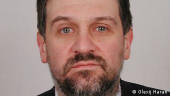 Київський політолог Олексій Гарань
