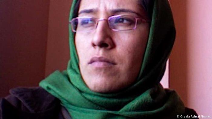 Orzala Ashraf Nemat, afghanische Menschenrechts- und Frauenaktivistin (Foto: Orzala Ashraf Nemat)