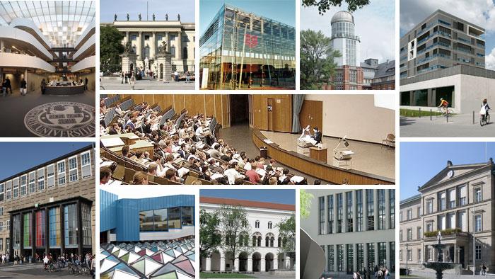 Die Top 11: Elite-Unis in Deutschland | Bildung | DW | 04.02.2013