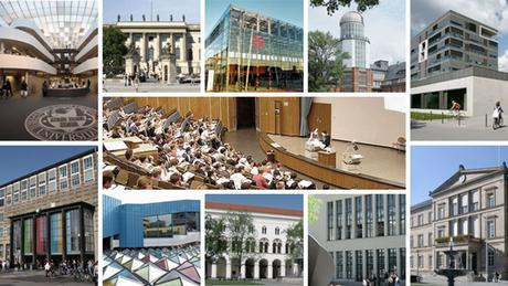 Elite Universitäten in Deutschland
