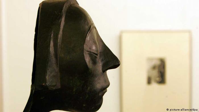 Käthe Kollwitz-Skulptur von Ernst Barlach aus dem Jahr 1927 (Foto: picture-alliance/dpa)