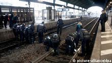 Festnahme Bonn Bombenalarm
