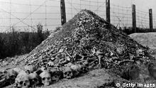 Polen Vernichtungslager KZ Majdanek bei Lublin