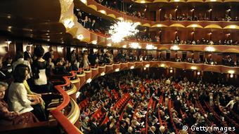 New York Metropolitan Opera House