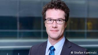 Депутат Бундестагу від Зелених Гаральд Ебнер