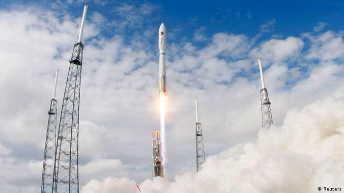 X-37B unbemannte Rakete startet (Reuters)