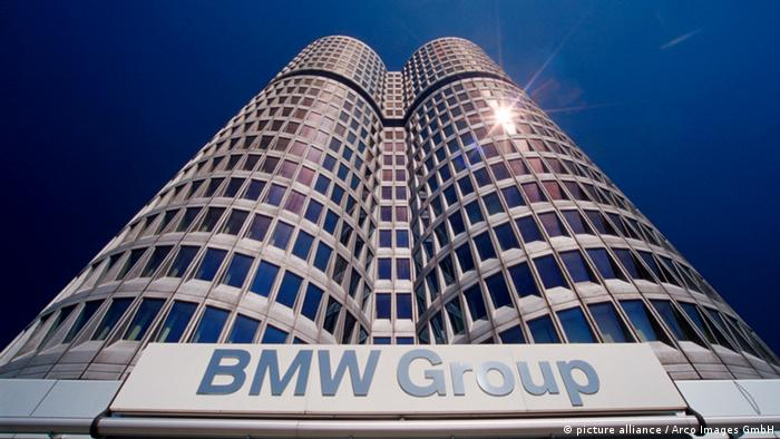 BMW Group skyscraper