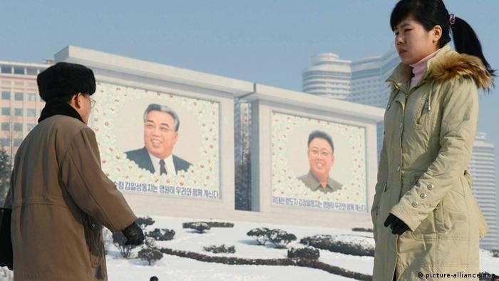 Nordkorea Start von Langstreckenrakete Symbolbild