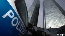 Razzia Deutsche Bank